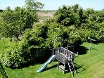 View of Play Fort from 2nd Floor Deck