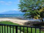 Maui@KAHANA VILLAGE OCEANFRONT ON A PRIVATE BEACH