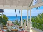 Schooner Bay 306 - Superb beachfront penthouse  in a secure gated community near Speightstown