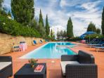 country house per 6/8 persone in Toscana