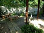 Another view of small garden