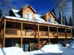 Whispering Pines Lodge private cabin