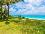 Turquoise colors , another day in Waimanalo