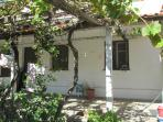 Skala Eressos Summer House quite/ 7 Min walk to se