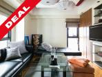 ROCKWELL MODERN ASIAN 1BR APARTMENT w/ PARKING