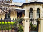 Inner Melbourne Entire Period Home for up to 12
