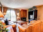 Charming Ski-In/Ski-Out 1 Bedroom. Great Amenities Including On-site Hot Tubs & Heated Pool Access Across the Street