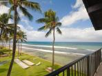 Oceanfront views to Lanai and southward