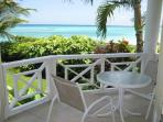 Essential 1 bedroom apartment, located on one of the most beautiful beaches on the island
