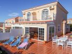 Holidayhome in Caleta de Fuste at the Golf Course