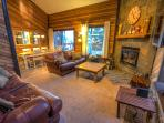 3 Levels on Navajo Slopes! Ski out to lifts... 2 Masters- 3 bed/3 ba- Newly added!