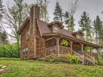 Willow Pond Cabin | Easy Asheville Access | Peaceful Private Getaway w/ Pond