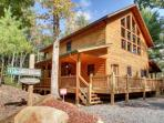 BEAUTIFUL NEW 3 BEDROOM CABIN LOCATED IN NORTH GEORGIA MOUNTAINS