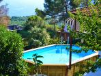 Charming 3 bedroom villa with pool near Sorrento