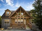Top of the 9th-Hit a hole-in-one by staying in this 4 bed, 4 bath lodge!