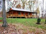 Brand New Construction:  The Barred Owl Lodge!