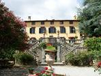 Charm, class, history and wine by Lucca