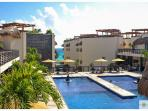 ALDEA THAI -just steps from Mamitas Beach- Beautiful Condo with Private Pool