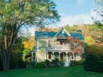 Victorian Farmhouse in the valley