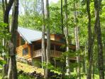 Old Mountain- Sit A Spell & Relax in the 6 Person Hot Tub, Shoot Pool or Lounge on the Deck