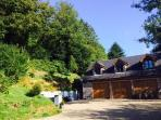 Fishermans Cottage Holiday Let with Hot Tub