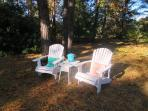 Relax and read a good book nestled in the pines of the Cape - 18 Bonnie Lane South Harwich Cape Cod New England...