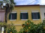 Rental house 'Little villa' Crikvenica, Croatia