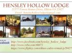 HENSLEY HOLLOW LODGE