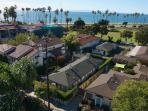 Steps From The Beach: Two Bedroom Santa Barbara
