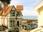 3119 Yellow House Guest ~ Almost Oceanfront, Ocean Views, Sounds of the Sea