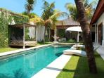 Villa Louise Bali - 400m Sanur Beach - Large Pool