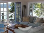Mariner's Dream - like being on a yacht.  Mesmerizing sea views from all corners of the cottage