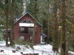 Snowline Cabin #74 - A new, elegant home with a private hot tub!
