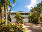 Daydream Believer, Spacious 4-bedroom home in Poipu, lovely yard, lanai with BBQ, short walk to beaches. Sleeps 15