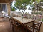 lovely apartment adjacent to the sea to sleep 4