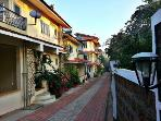Fully Furnished European Apt with Covered Parking
