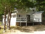 Ossipee Lake home with swim dock, sunsets and great location!