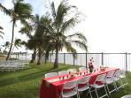 Oceanfront Estate, Gate, Weddings and events!
