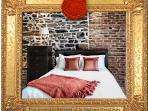 Intimate Retreat at la Maison Ursulines, Master Bed Room (Queen)
