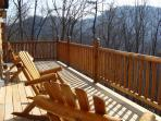 Take in the Gorgeous View from the Deck