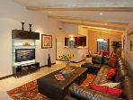 Great Room with comfort and style