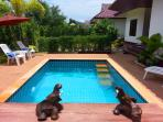 Banburi Villa - Private Pool (2 bedrooms)