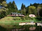 Waterfront Vacation Home on Loon Lake
