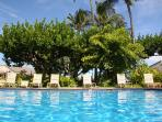 1st of 2 Wailea Ekolu Pools (next to condo) at Wailea Ekolu Village 607