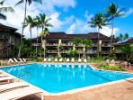 Affordable beachfront condo , Lae nani, Kauai