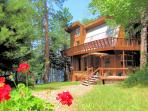 Wintergreen Lodge for private groups or families