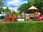 LBTS Children's Gated Playground Located Immediately Nearby!