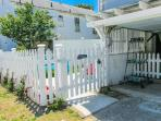Martini Time - Colorful, Adorable 2 Bedroom 2 Bath House - Upstairs Unit - Just Steps to Beach on South End