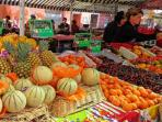 Cours Saleya Daily Fruit and Vegetable Market