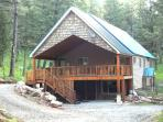 Trophy Lodge is perfect for those large family gatherings.